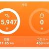 【ダイエット】10月8日 乗り換え駅まで歩いてみたら【ザッハトルテ1個分】