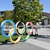 白い壁~オリンピックスタジアム(国立競技場)と東京体育館