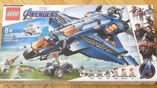 【LEGO】マーベル・スーパーヒーローズのアベンジャーズとスパイダーマンを購入した。