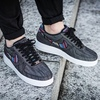 NIKE AIR FORCE 1 '07 LV8 'BLACK DENIM'