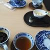 高野山でお茶