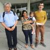 7月18日 クルド難民イシル・フセインさんは東京入管から解放されました!