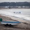 ちょっと重苦しい記事が続いたんで、気分転換に冬の海なんかどうですか!