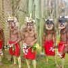 4/14「陸海空 」部族アース再開!! 人肉から油を搾り取る「ピスタコ」、女性を強奪し権力を誇示する部族、そしてテレビマンの懺悔など、他の番組では見られないシーンのオンパレード!やはり「部族アース」は面白い!!