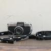 数字の可愛い持ち込み生地で細いカメラストラップオーダー製作