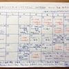 2017年8月のスケジュール