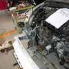 インサイト(初年度H22年,型式ZE2)の保険修理と協定の詳細事例