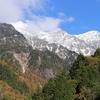 飛騨の秋景色【新穂高ロープウェイ 登り】