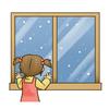 0歳10ヶ月 四女の咳が止まらない・・・窓からの冷気が原因?!