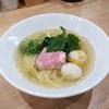 【福井 ラーメン】「煮干しつくねそば」鶏soba 㐂咲(きさき)