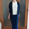 大人女性がオールシーズン着られる上品&定番服② おうち試着で4点をサイズ・色チェックして無料交換しました