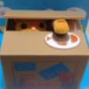 ネコがコインを盗んでいく貯金箱「いたずらBANK」があざとかわいすぎてヤバイ@東京おもちゃショー2015