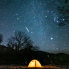 テントを張ってふたご座流星群を見てきた時の話