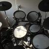 ドラム練習も抜かり無く.....