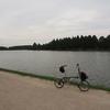 ブロンプトン号プチ輪行 新たな輪行袋『かるがーる』導入でプチすぎる輪行 『水元公園』へ (12年前の懐かしいロードバイクの写真も掲載)