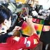 本日は革日和♪さんとのコラボ企画イベント「素材博覧会in横浜」無事に幕を閉じました☆