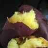 紅はるかの焼き芋が美味しい!1歳頃のおやつにもおすすめです!