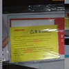 OBDSTAR X300 DPキーマスターDP電源警告