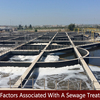 Significant factors associated with a sewage treatment plant