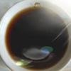 なみなみのコーヒー 珈琲きゃろっとのコーヒーを落とした