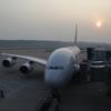 アシアナ航空 Asiana Airlines OZ745便 仁川ICN-香港HKG ビジネスクラス搭乗記前編 A380-800