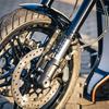 パーツ:Thunderbike「Front Fender Fiberglass for FXDR」