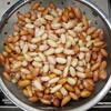 落花生の煮豆と万能調味料を作る