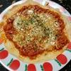 【1枚59円】ズボラ用ミートソースピザの作り方~フライパンで焼く生地から10分簡単レシピ~
