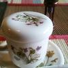 北海道 上士幌町 ハーブ喫茶 TEEPEE / 眠気覚ましのおススメを頂く