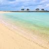 沖縄 ホテルオリオンモトブリゾート&スパの宿泊体験・口コミ。部屋からエメラルドビーチの海が見える