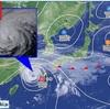 雑感◆台風シーズンの旅行