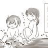 お砂場遊びで鬼化する母【4コマ漫画】