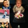 2歳のお誕生日会(やり直し)と苦手なもの。
