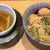 オフィス出社のついでに四谷三丁目の「塩つけ麺 灯花」で「味玉塩つけ麺」を頂いた!