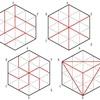 図形6分割問題(1)の解