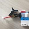 レゴで回転軸がずれても回る仕組みを作った