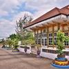 「ヤンサンワララーム(Yannasangwararam)駅」~パタヤの南1日に1往復しか停車しないが、立派な駅舎がある駅!!
