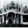 1900年近辺の思春期少年少女と解剖蝋模型展