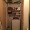「ディアウォール」で洗濯機の上に棚を作る【製作編】
