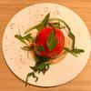 【金沢】インパクト抜群!片町にある典座(てんぞ)の丸ごとトマトサラダとステーキチャーハンランチ