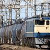 PFクリームプレ充当5582レ 貨物列車撮影 11/23