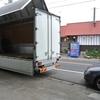 大きな荷物が到着しました・・杉島ブログです。