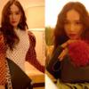 ジェシカ, レトロ ∙ ムードの魅力的なグルック ∙ ファッション