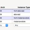 Packerでソースに使う公式AMIの場所