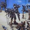 ガンダムW THE 3D[模型 ムック本]