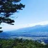 9月1日 高烏谷山ハイキング 下見