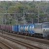 4月18日撮影 東海道線 大磯~二宮間 平塚~大磯間 貨物列車撮影 1097ㇾ 2079ㇾ