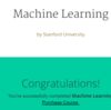 Coursera Machine Learning (機械学習)