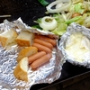 キャンプ料理~お手軽チーズフォンデュ~