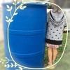 屋外飼育用、水タンクを改良する。